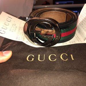 b11ac09ee8e Men s Real Gucci Belt on Poshmark